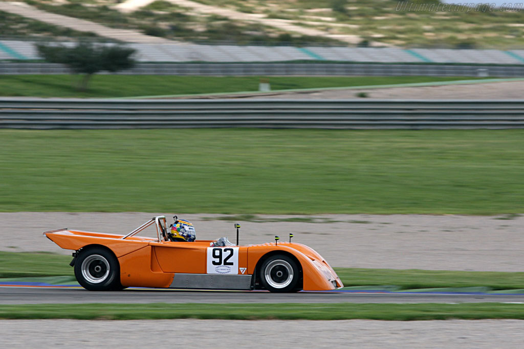 Chevron B19 - Chassis: B70-S-10   - 2007 Le Mans Series Valencia 1000 km