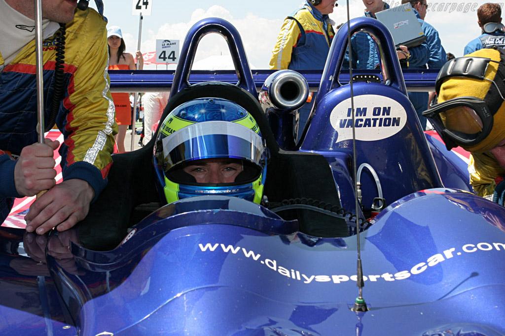 Chris Buncombe - Chassis: B0540-HU02 - Entrant: Binnie Motorsports  - 2007 Le Mans Series Valencia 1000 km
