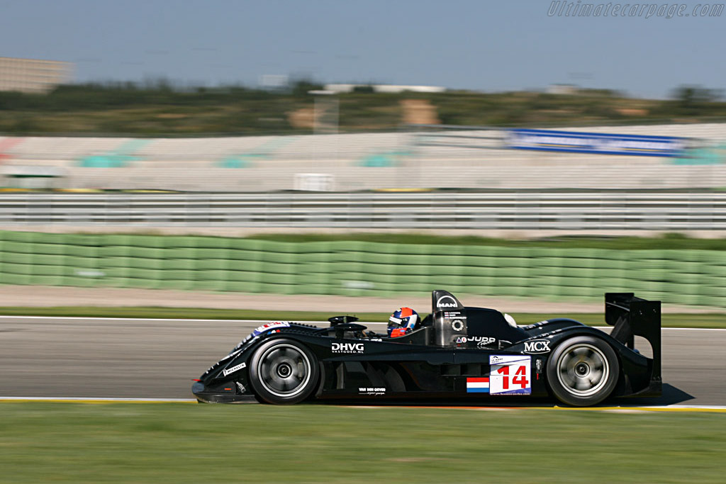 Dome S101.5 - Chassis: S101.5-02 - Entrant: Racing for Holland - Driver: Jan Lammers / David Hart / Jeroen Bleekemolen  - 2007 Le Mans Series Valencia 1000 km