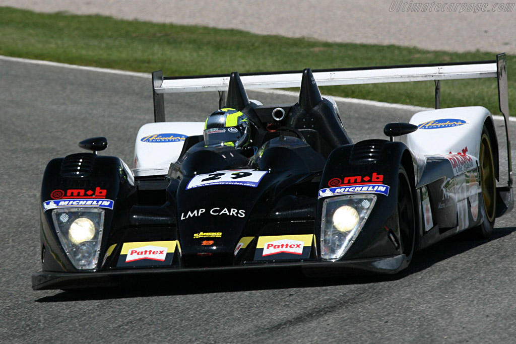 Dome S101.5 Mader - Chassis: S101.5-01 - Entrant: T2M Motorsport  - 2007 Le Mans Series Valencia 1000 km