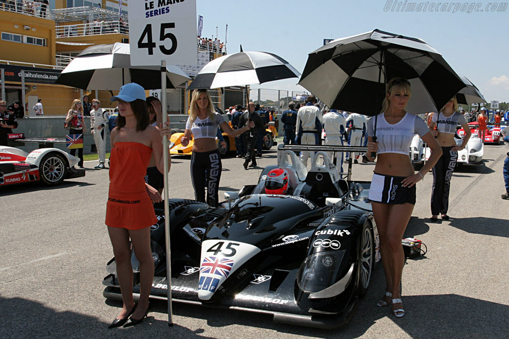 Embassy girls    - 2007 Le Mans Series Valencia 1000 km