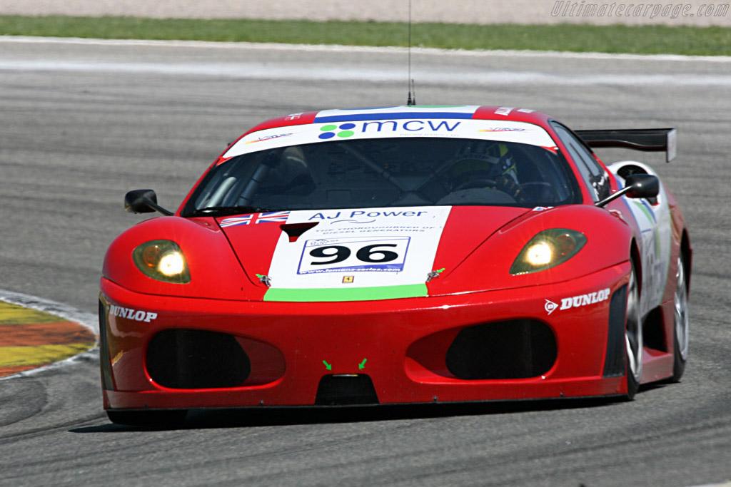 Ferrari F430 GTC - Chassis: 2408 - Entrant: Virgo Motorsport  - 2007 Le Mans Series Valencia 1000 km
