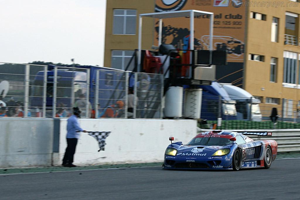 GT1 Winners - Chassis: 066R - Entrant: Team Oreca  - 2007 Le Mans Series Valencia 1000 km