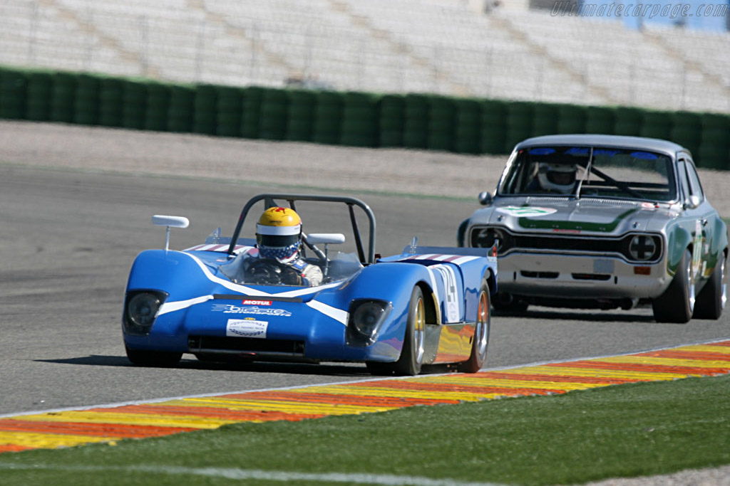 Lola T212 - Chassis: HU29   - 2007 Le Mans Series Valencia 1000 km