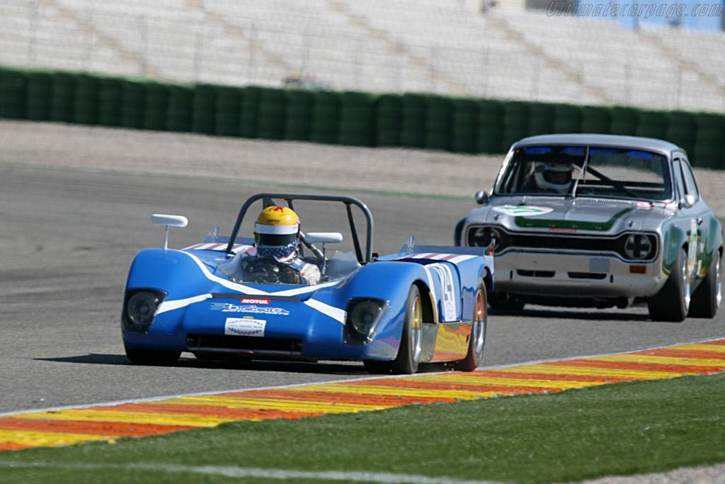 Lola T212 - Chassis: HU29   - 2007 Le Mans Series Valencia 1000 km