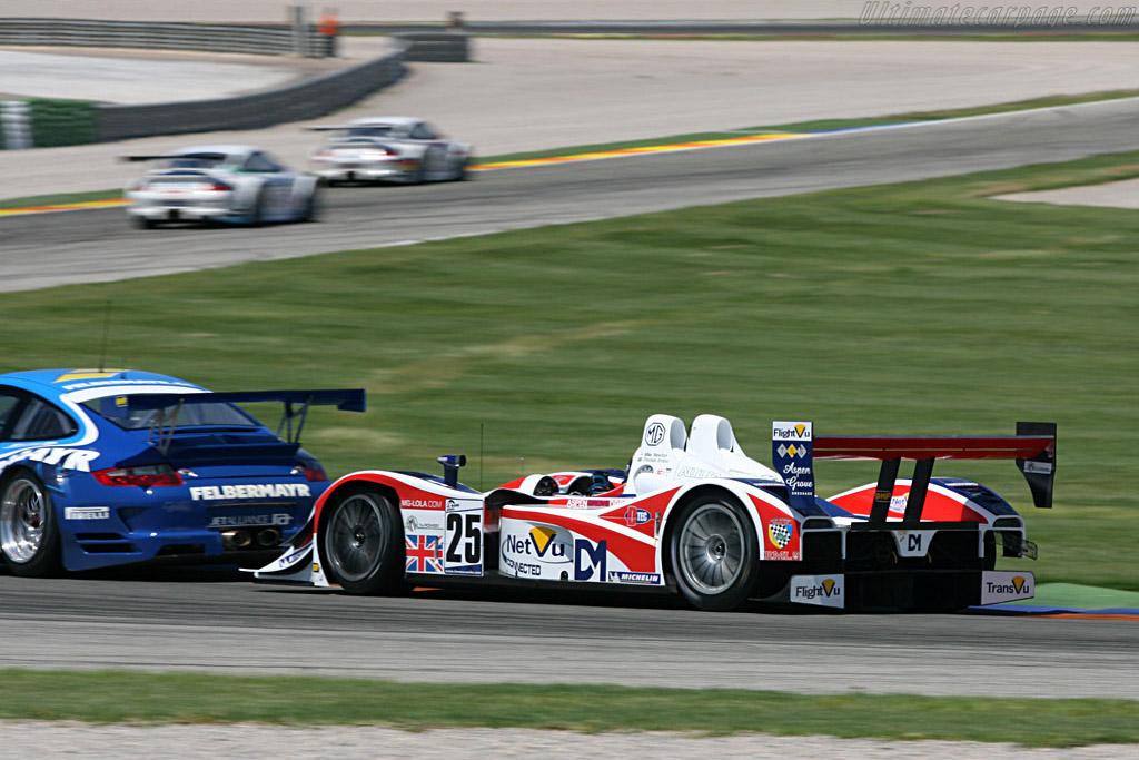 MG Lola EX264 - Chassis: B0540-HU05 - Entrant: RML  - 2007 Le Mans Series Valencia 1000 km