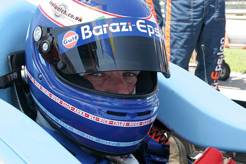 Michael Vergers - Chassis: 07S-01 - Entrant: Barazi Epsilon  - 2007 Le Mans Series Valencia 1000 km