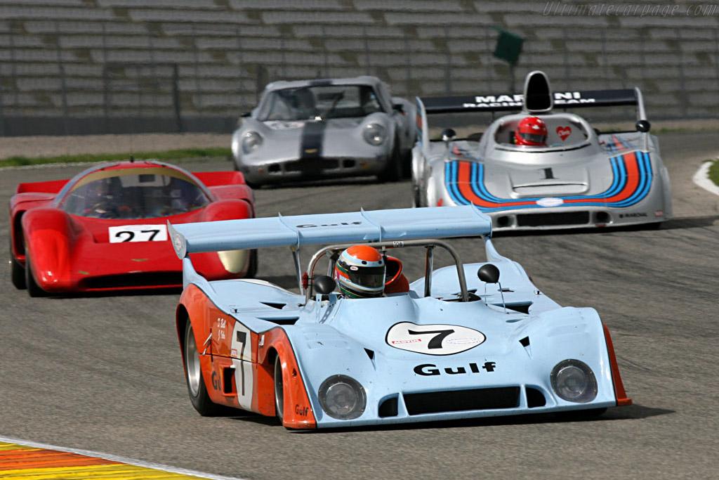 Mirage GR7 - Chassis: GR7/701 - Driver: Marc Devis  - 2007 Le Mans Series Valencia 1000 km