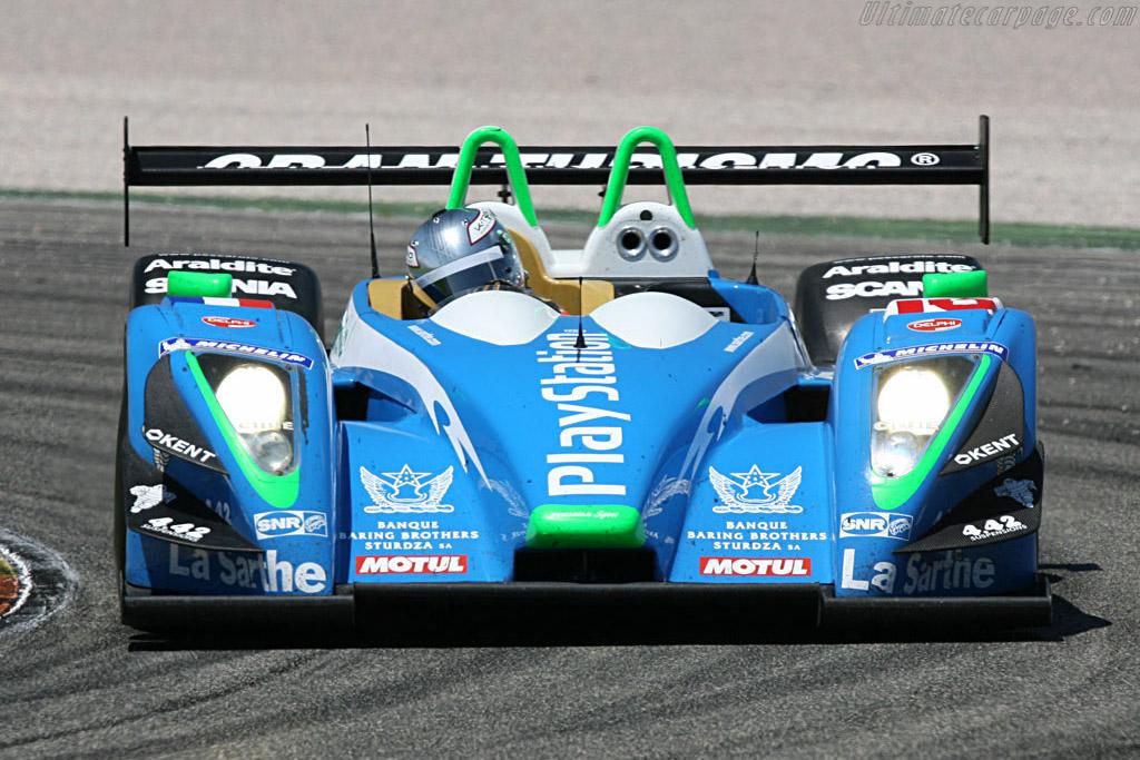 Pescarolo 01 Judd LMP1 - Chassis: 01-01 - Entrant: Pescarolo Sport  - 2007 Le Mans Series Valencia 1000 km
