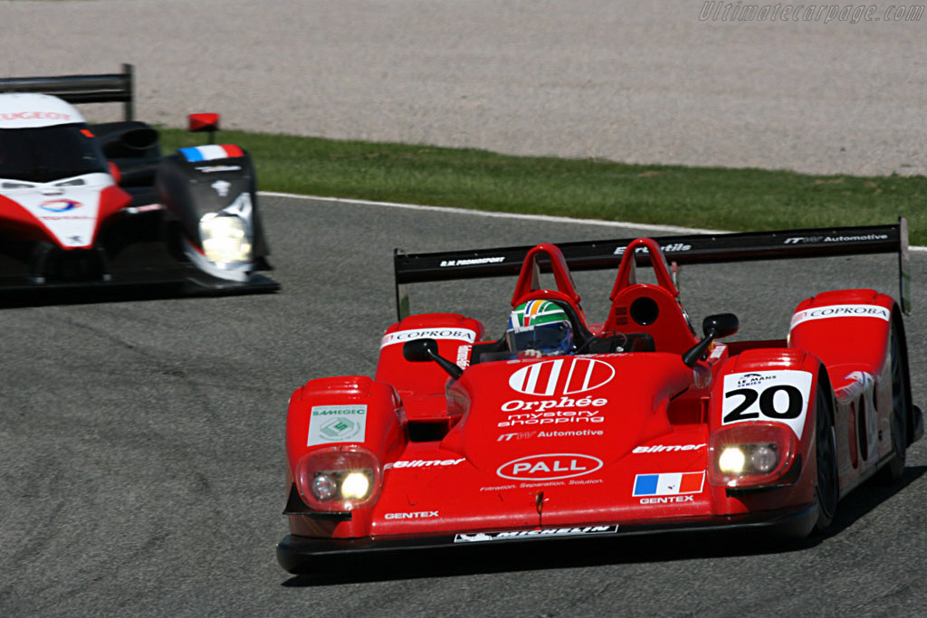 Pilbeam MP91 Judd - Chassis: 01 PB - Entrant: Pierre Bruneau  - 2007 Le Mans Series Valencia 1000 km