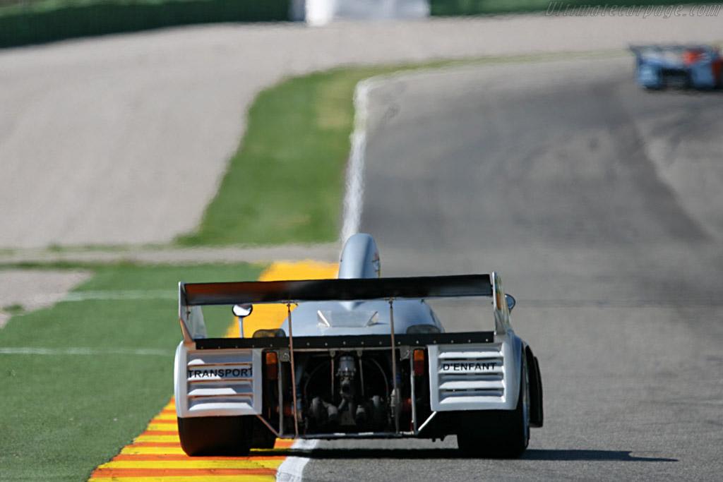 Porsche 908/4 - Chassis: 908/03-011   - 2007 Le Mans Series Valencia 1000 km