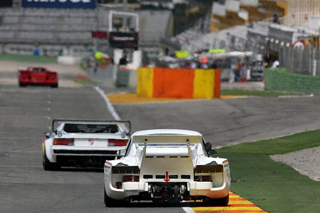 Porsche 935 K3 - Chassis: 930 890 0022   - 2007 Le Mans Series Valencia 1000 km