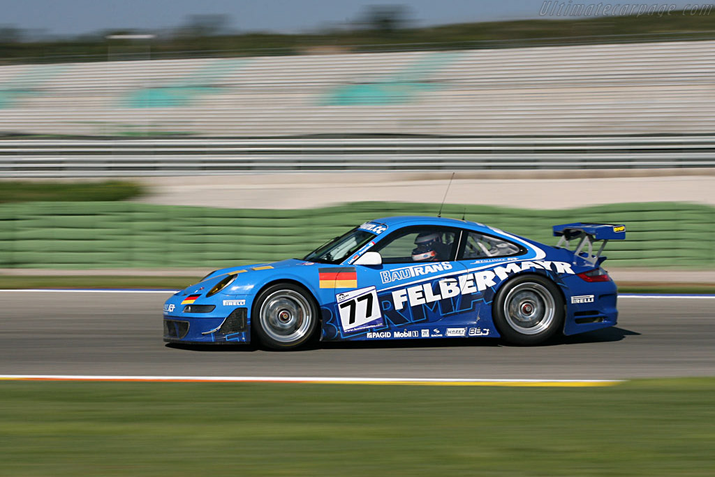 Porsche 997 GT3 RSR - Chassis: WP0ZZZ99Z7S799937 - Entrant: Team Felbermayr-Proton  - 2007 Le Mans Series Valencia 1000 km