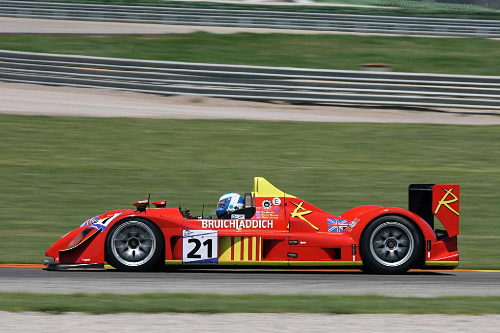 Radical SR9 AER - Chassis: SR9002 - Entrant: Bruichladdich Radical  - 2007 Le Mans Series Valencia 1000 km