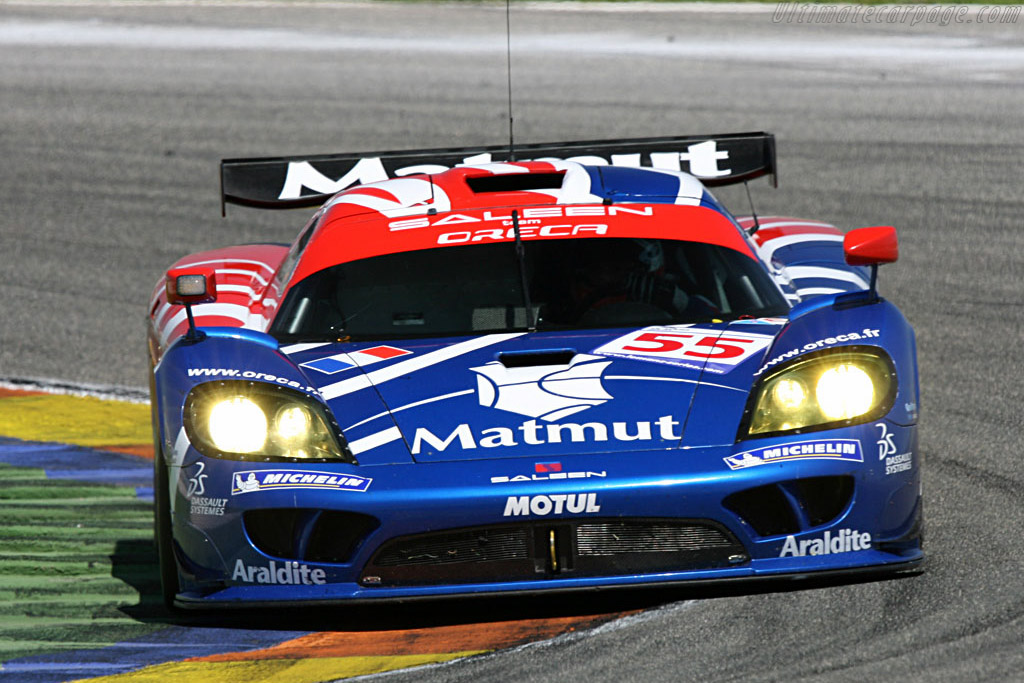 2007 Saleen S7 >> Saleen S7-R - Chassis: 066R - Entrant: Team Oreca - 2007 Le Mans Series Valencia 1000 km