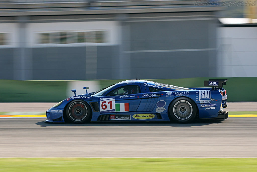 2007 Saleen S7 >> Saleen S7-R - 2007 Le Mans Series Valencia 1000 km