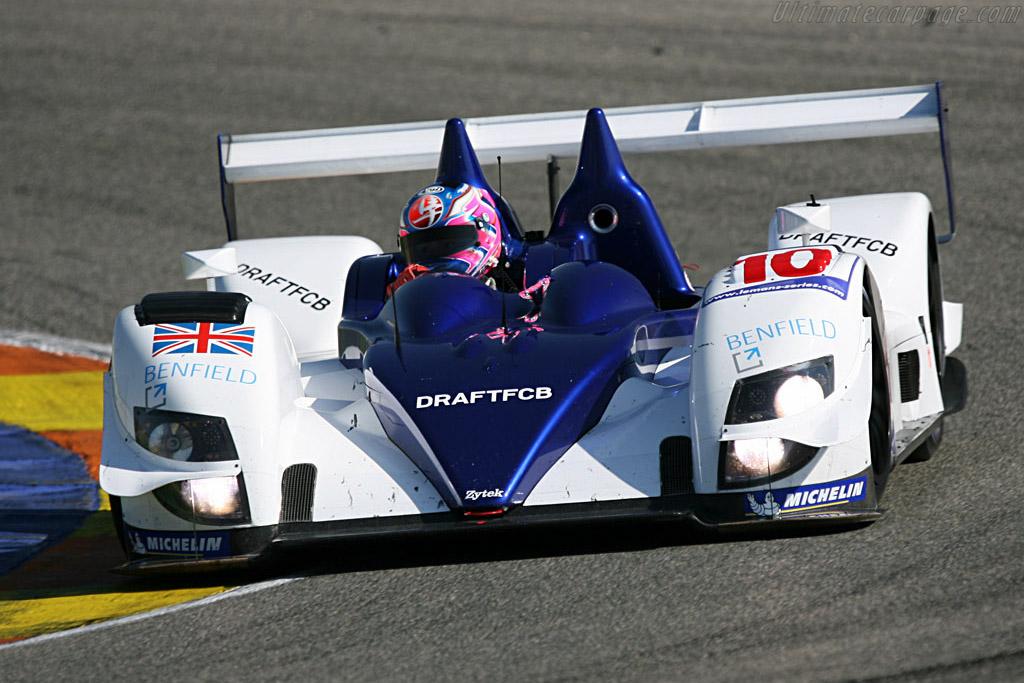 Zytek 07S - Chassis: 07S-02 - Entrant: Arena Motorsport  - 2007 Le Mans Series Valencia 1000 km