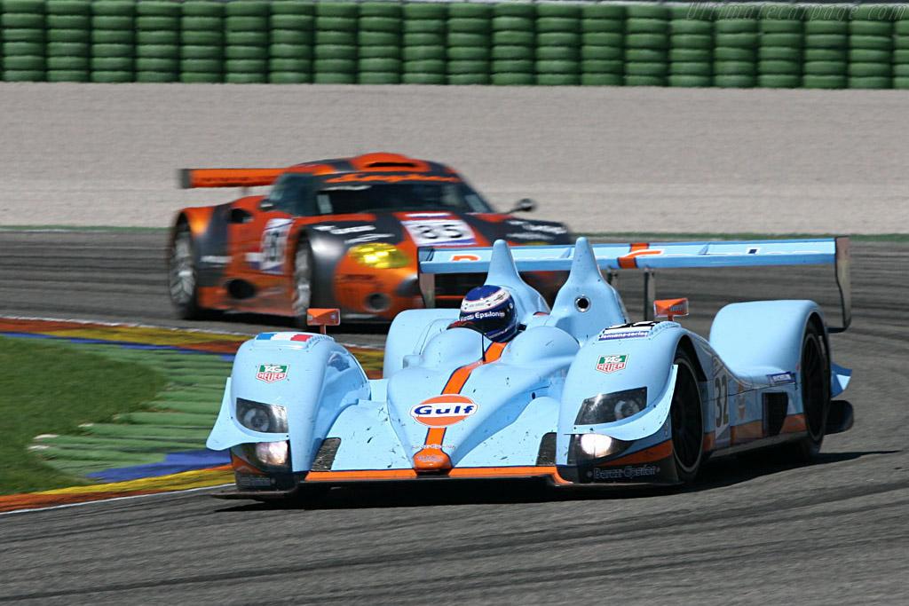 Zytek 07S/2 - Chassis: 07S-01 - Entrant: Barazi Epsilon  - 2007 Le Mans Series Valencia 1000 km