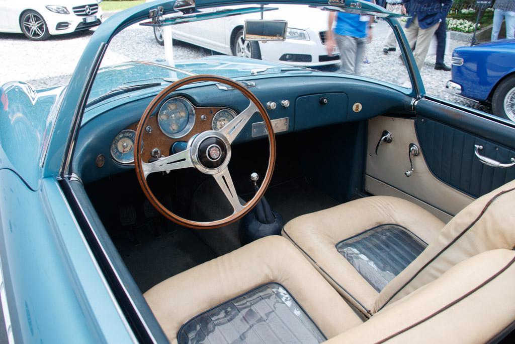 Alfa Romeo 1900 SS Vignale La Fleche - Chassis: AR1900-01942 - Entrant: Corrado Lopresto - 2019 Concorso d'Eleganza Villa d'Este