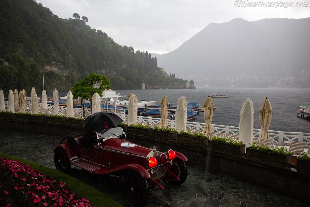 Alfa Romeo 6C 1750 GS Zagato Spider - Chassis: 3513079 - Entrant: Albert Wetz - 2019 Concorso d'Eleganza Villa d'Este