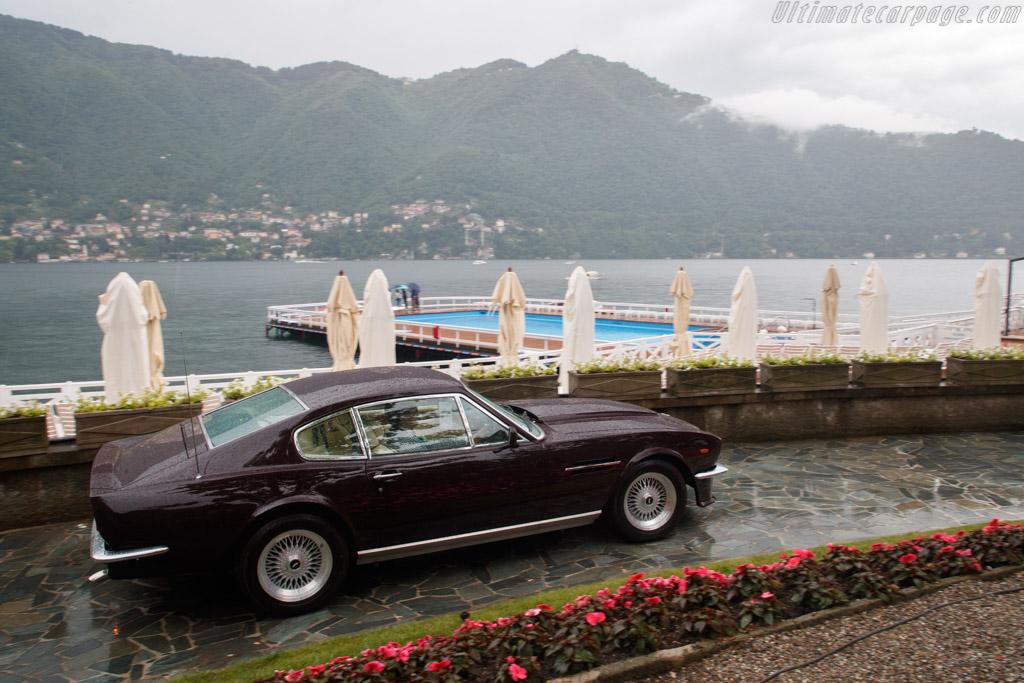 Aston Martin V8 Vantage - Chassis: SCFCV81V8FTR12486 - Entrant: Nopporn Suppipat - 2019 Concorso d'Eleganza Villa d'Este