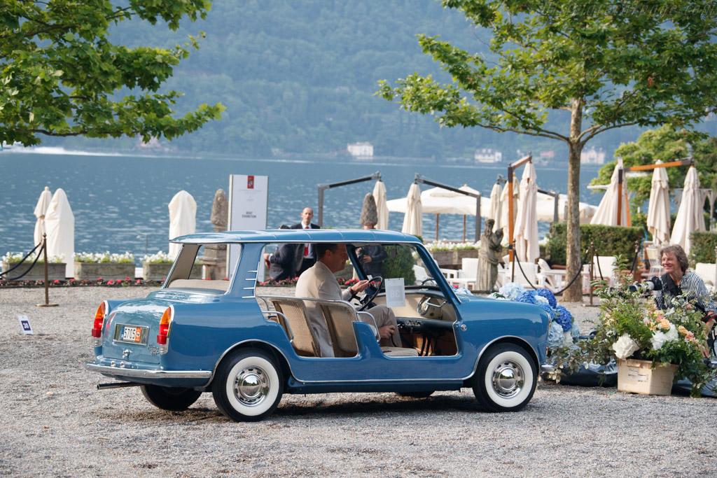 Austin Seven 850 Beach Car - Chassis: SPL621-a - Entrant: John Raymondos - 2019 Concorso d'Eleganza Villa d'Este