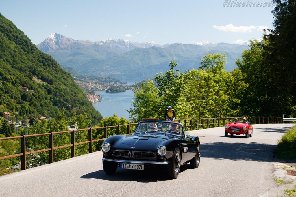 BMW 507 Roadster - Chassis: 70200 - Entrant: The May Collection - 2019 Concorso d'Eleganza Villa d'Este