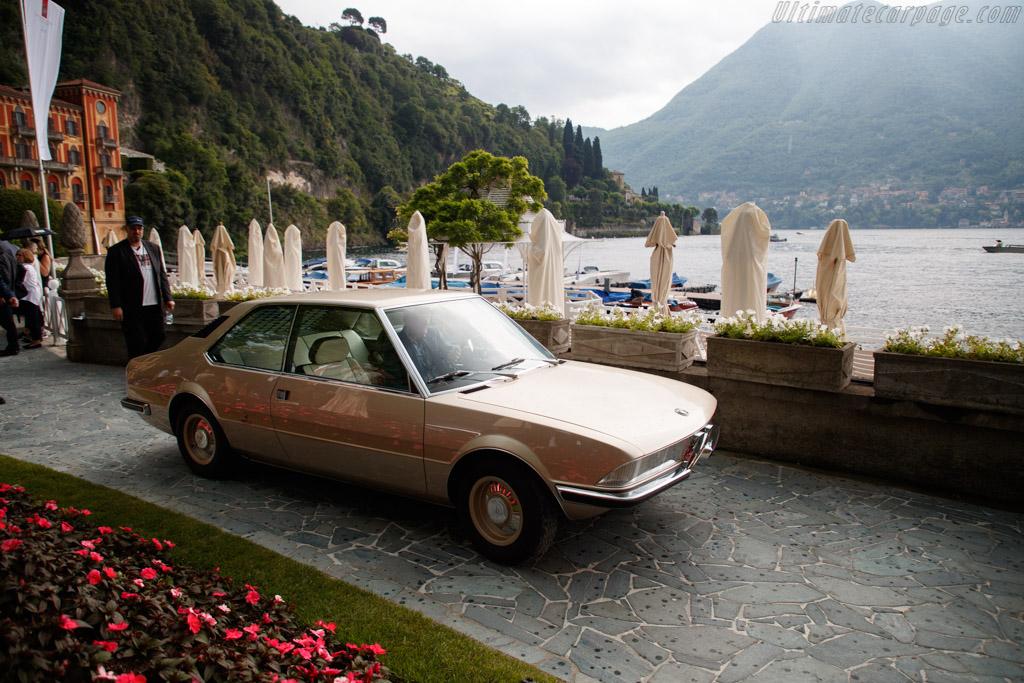 BMW Garmisch Concept   - 2019 Concorso d'Eleganza Villa d'Este