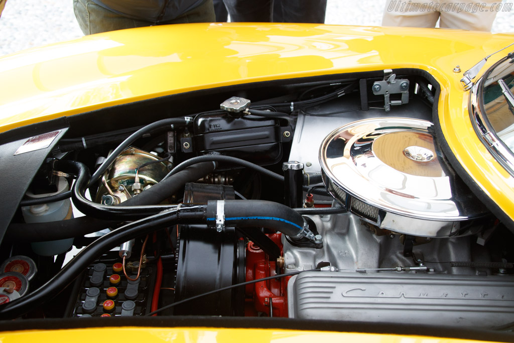 Bizzarrini 5300 GT - Chassis: IA3 0260 - Entrant: Frank Gelf - 2019 Concorso d'Eleganza Villa d'Este