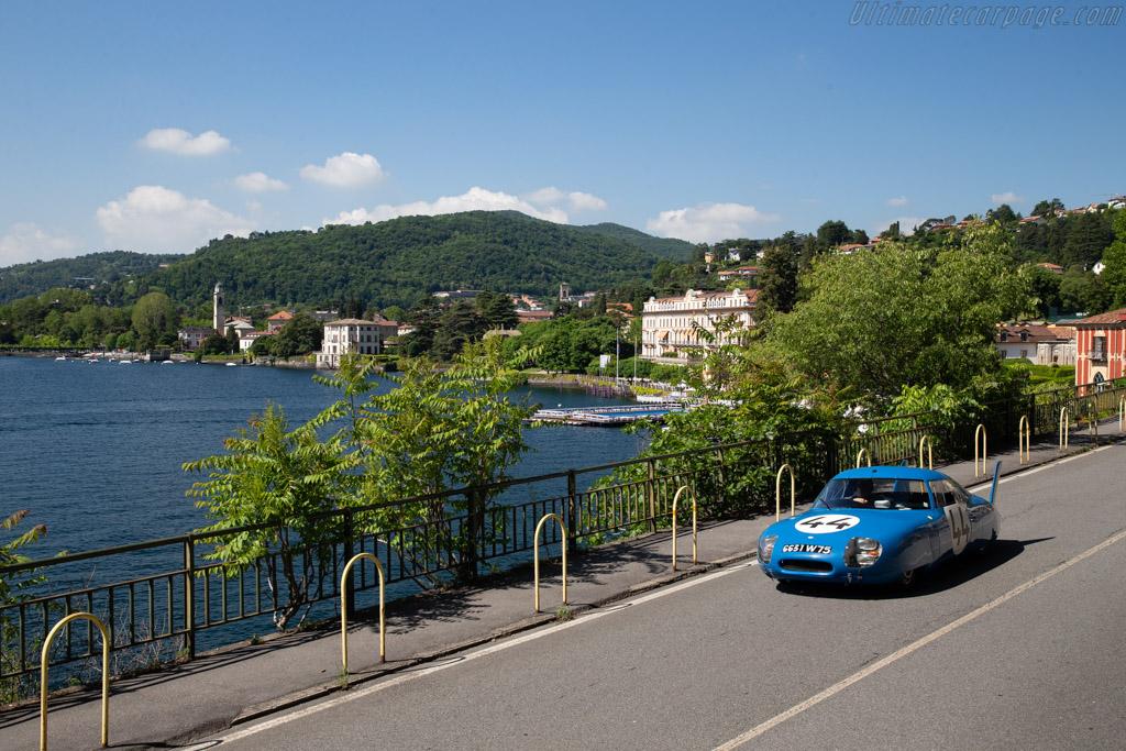 CD Panhard LM64 - Chassis: 64/2 - Entrant: Frederic Leroux - 2019 Concorso d'Eleganza Villa d'Este