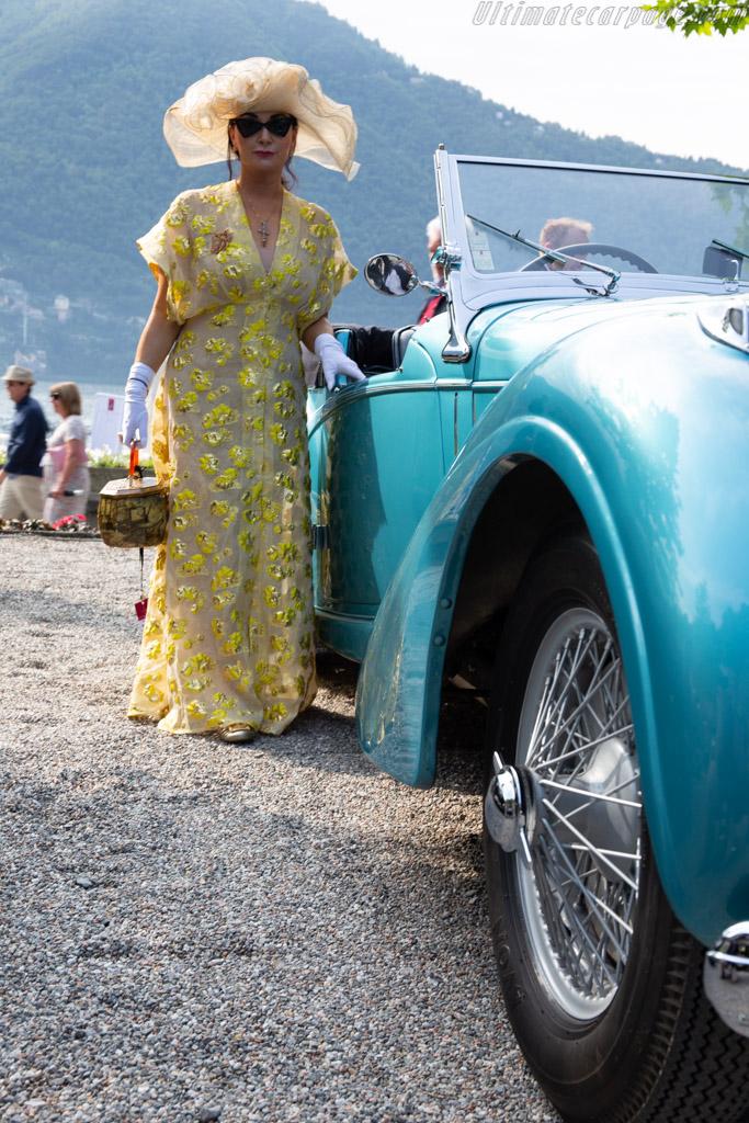 Delahaye 135M Carlton Roadster - Chassis: 49315 - Entrant: Emma Beanland - 2019 Concorso d'Eleganza Villa d'Este