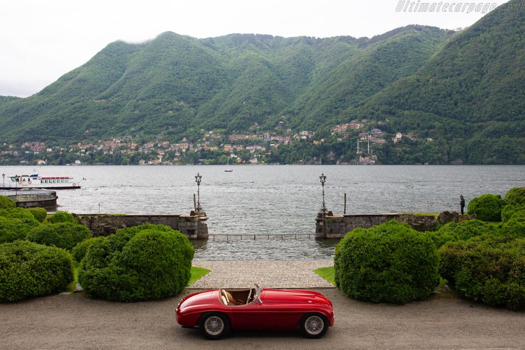 Ferrari 166 MM Touring Barchetta - Chassis: 0006M - Entrant: Brias Ross - 2019 Concorso d'Eleganza Villa d'Este