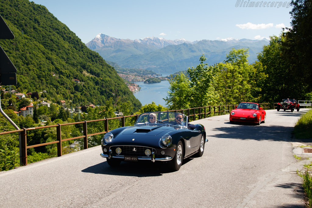 Ferrari 250 GT SWB California Spyder - Chassis: 2935GT - Entrant: Tony Vassilopoulos - 2019 Concorso d'Eleganza Villa d'Este