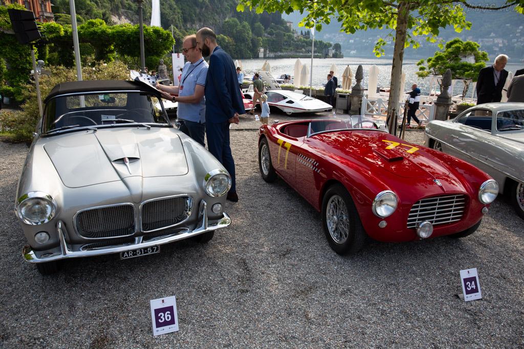 Fiat 1200 Spyder - Chassis: 103-115-004289 - Entrant: Theodoor Hendriks - 2019 Concorso d'Eleganza Villa d'Este