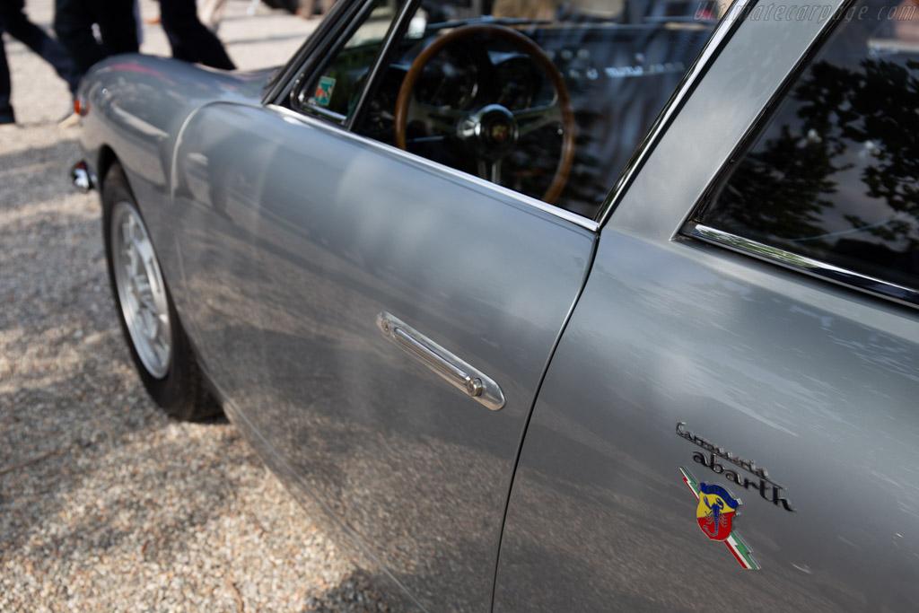 Fiat Abarth Monomille GT - Chassis: 0389 - Entrant: Shiro Kosaka - 2019 Concorso d'Eleganza Villa d'Este