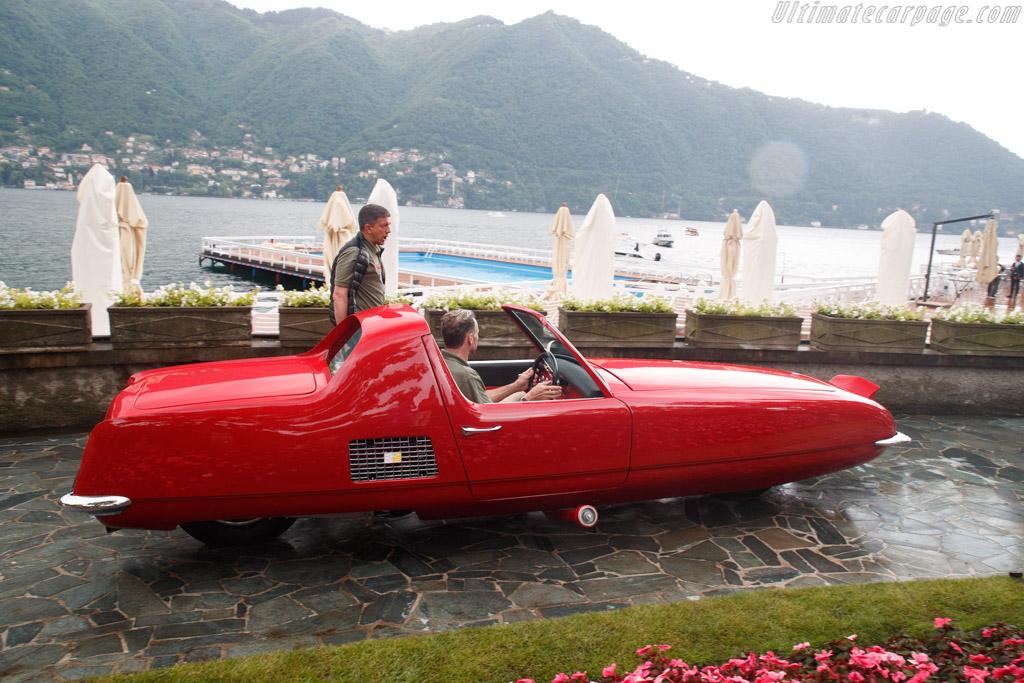 Gyro-X Single Seater  - Entrant: Lane Motor Museum - 2019 Concorso d'Eleganza Villa d'Este