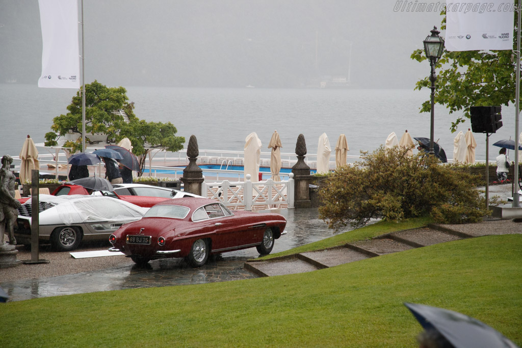 Jaguar XK120 Supersonic - Chassis: 679768 - Entrant: William Heinecke - 2019 Concorso d'Eleganza Villa d'Este