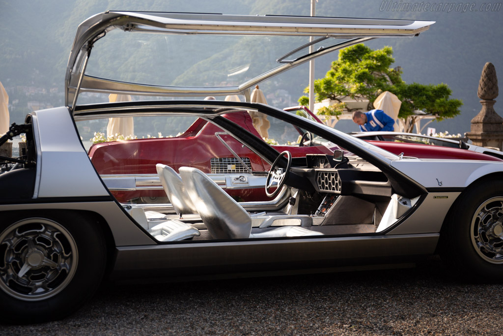 Lamborghini Marzal - Chassis: 10001 - Entrant: Albert Spiess - 2019 Concorso d'Eleganza Villa d'Este