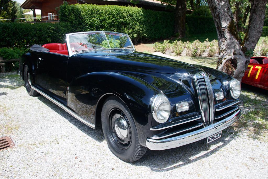 Lancia Astura Seris IV Pinin Farina Cabriolet - Chassis: 41/3195 - Entrant: Filippo Sole - 2019 Concorso d'Eleganza Villa d'Este