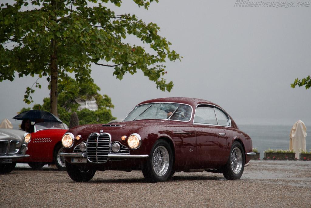 Maserati A6G 2000 Frua Coupe - Chassis: 2025 - Entrant: Roland d'Ieteren - 2019 Concorso d'Eleganza Villa d'Este