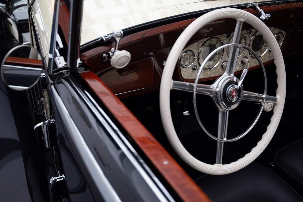 Mercedes-Benz 540 K Cabriolet A  - Entrant: Hans T. Hulsbergen - 2019 Concorso d'Eleganza Villa d'Este