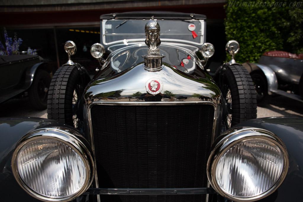 Minerva Type AF Hibbard & Darrin Berline Transformable - Chassis: 56579 - Entrant: Laura & Jack Boyd - 2019 Concorso d'Eleganza Villa d'Este