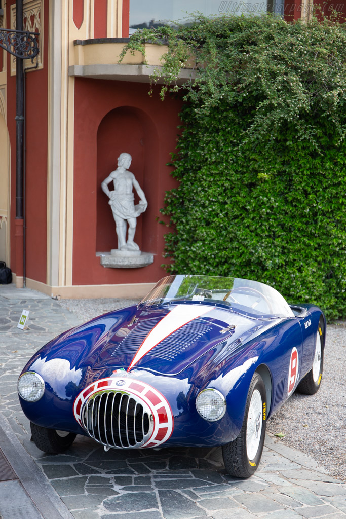 OSCA MT4 1450 Frua Barchetta - Chassis: 1135 - Entrant: Hidetomo Kimura - 2019 Concorso d'Eleganza Villa d'Este