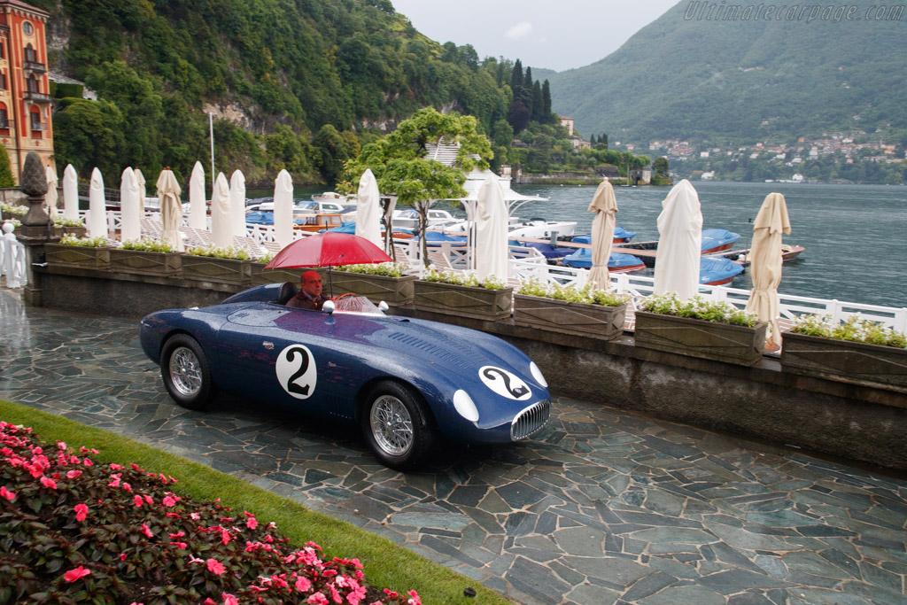 OSCA MT4 1500 Morelli Barchetta - Chassis: 1168 - Entrant: Jack Croul - 2019 Concorso d'Eleganza Villa d'Este