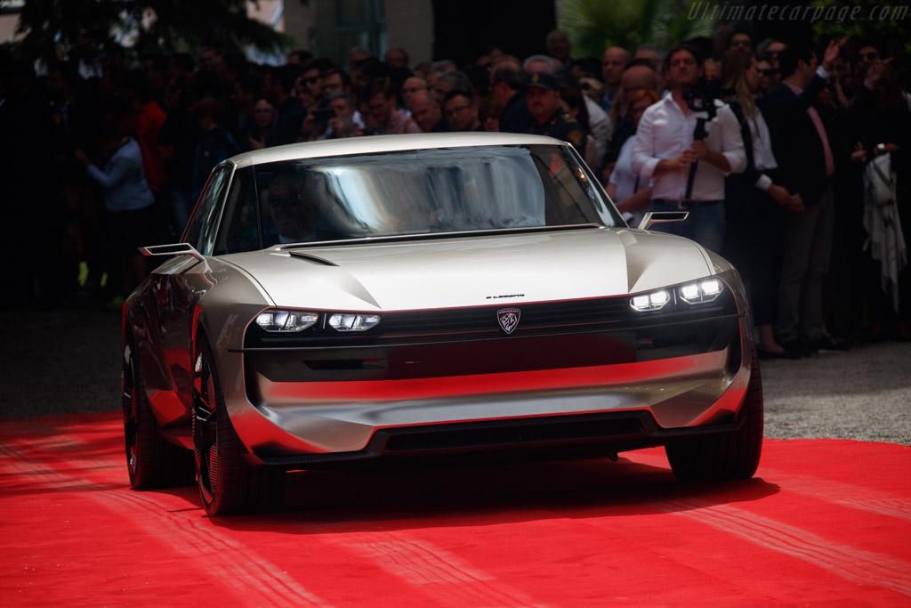 Peugeot E-Legend Concept  - Entrant: Peuegeot Design Team  - 2019 Concorso d'Eleganza Villa d'Este