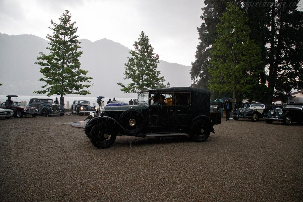 Rolls-Royce 20hp Barker Three-Position Cabriolet  - Entrant: Norbert Seeger - 2019 Concorso d'Eleganza Villa d'Este