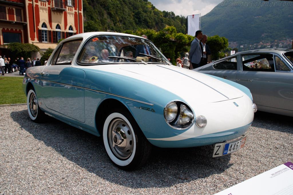 Seat Nardi 750 GT Coupe - Chassis: 300366 - Entrant: Alex Vazeos - 2019 Concorso d'Eleganza Villa d'Este