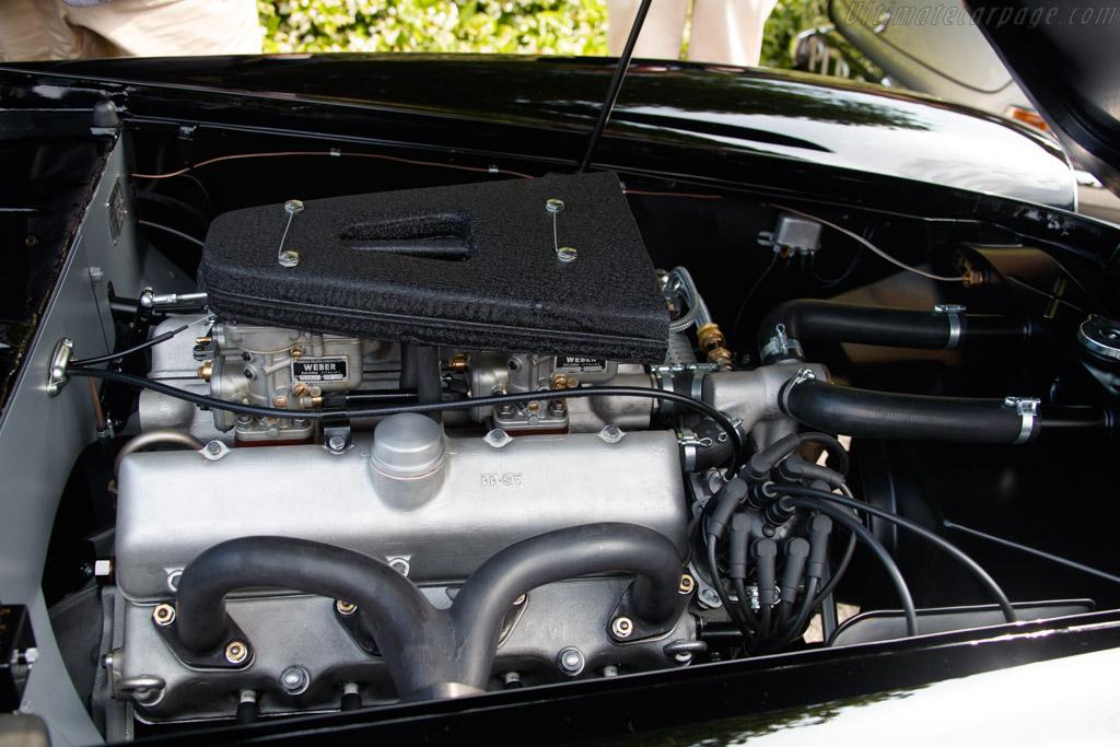 Siata 208 S Motto Spider - Chassis: BS518 - Entrant: Jan de Reu - 2019 Concorso d'Eleganza Villa d'Este