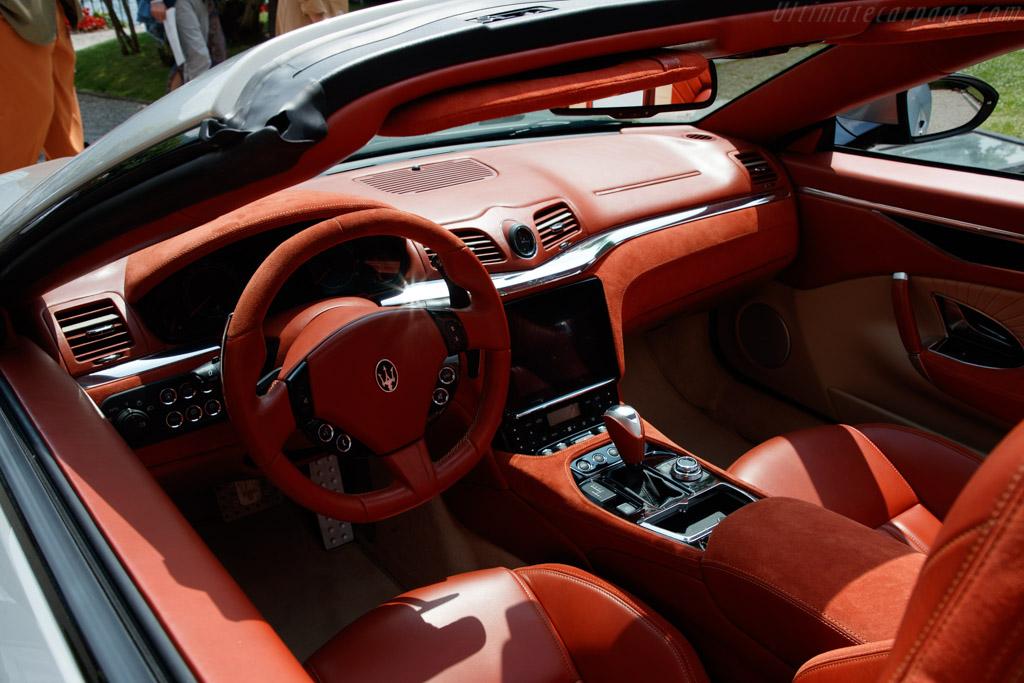 Touring Sciadipersia - Chassis: ZAMVM45B000282516 - Entrant: Louis de Fabribeckers - 2019 Concorso d'Eleganza Villa d'Este