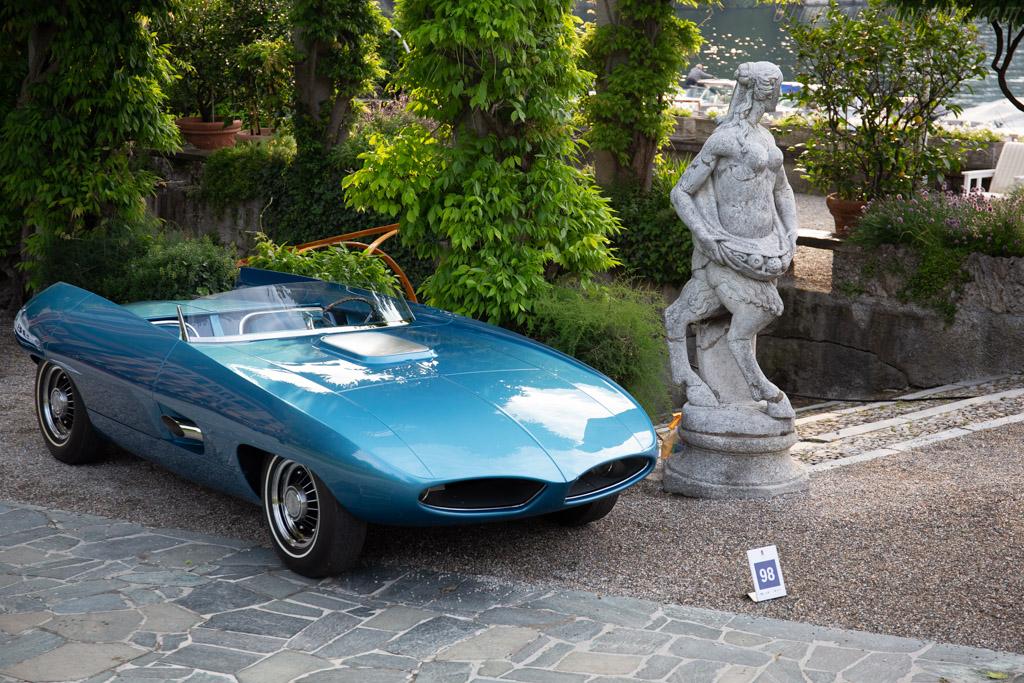 Vivant 77 Roadster - Chassis: 1 - Entrant: Phillip Sarofim - 2019 Concorso d'Eleganza Villa d'Este